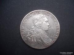 Saxon tallér 1795 I.E.C.