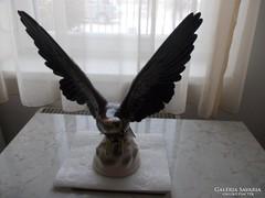 Antik Német sas madár.