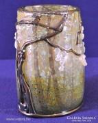 Kortárs iparművész: Akácos váza
