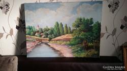 Szép színes festmény
