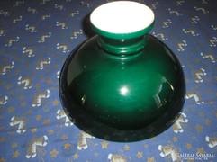 Sötét zöld lámpabúra 23.5 cm