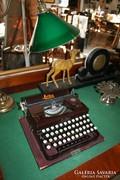 Erika - bordó írógép