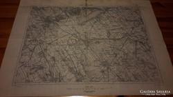 Székesfehérvár (5161) katonai térkép