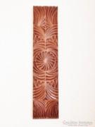 Egyedi Kézzel faragott népművészeti falikép design