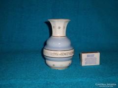 Ritka antik Zsolnay váza,arany pecsétes! 1,-Ft