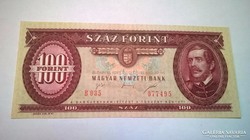 1995-ös nagyon szép UNC 100 forintos bankjegy!