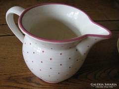 Gmundner tejes kancsó