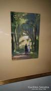 Berecz András festmény