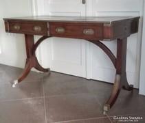 2 fiókos térbe állítható íróasztal