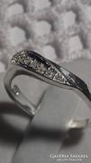 925 jelzett női gyűrűk.