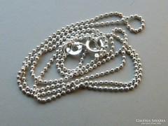 Ap 437 -  925 ezüst bogyós nyaklánc kislány