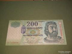 200 Forint 2007 FC!
