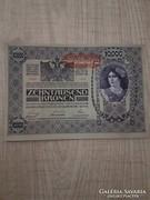 10000 korona 1918 UNC