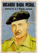 Spanyol II. világháborús városi,tartományi jegyrendszer!