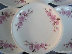 Alföldi porcelán süteményes tányér készlet
