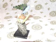 Ritka Perui ásvány kolibri,dísztárgy