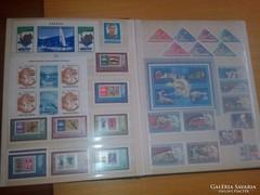 Magyar bélyeggyűjtemény 1973-76