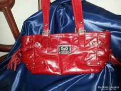 Gyönyörü,Dolce &Gabbana nöi bör taska ujszerü allapotban