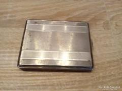 Ezüstözött cigaretta tartó eladó 110 g
