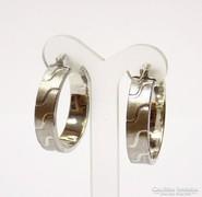 Fehér arany fülbevaló (ZAL-Au60315)