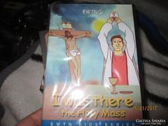 I was there the Holy Mass angol nyelvű DVD gyerekeknek