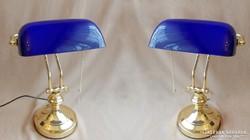 Páratlanul gyönyörű asztali lámpa , éjjeli lámpa garnitúra