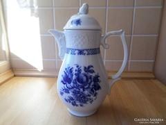 Schumann Arzberg Bavaria porcelán kiöntő kávékiöntő 1,3 l