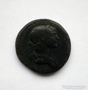 Traianus sestertius RR!
