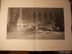 Festményröl készült kép 1880-as évek 21