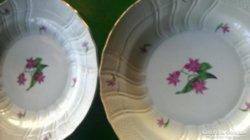 Antik ó -  herendi tányérok