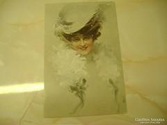 Antik lap: Szubrett: 1906.