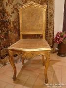 Arany szék XIX. század