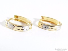 Arany fülbevaó (Szeg-Au57091)