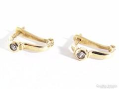 Arany fülbevaó (Szeg-Au30913)