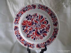 Alföldi porcelán : fali tányér