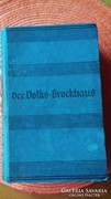 Der Volks Brockhaus 1941-es kiadás