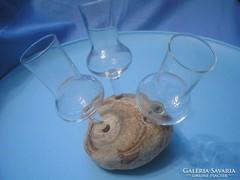 Iparművész álltal Kő+üveg röviditalos készlet U10