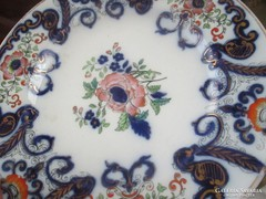 Antik fajansz tányér Villeroy&Boch