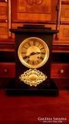 Aszali óra: Gustav Backer szerkezettel