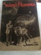 A rádió humora. 1931.