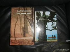 2db-os RAFFAI SAROLTA könyvcsomag