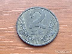 LENGYEL 2 ZLOTY 1988