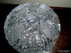 Olomkristály bonbonier -teljes felület csiszolt
