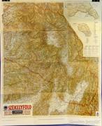 0K714 SZÉKELYFÖLD térkép M.KIR. HONVÉD TÉRKÉPÉSZET