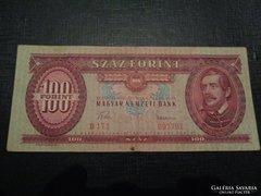 Szép 1960 100 Forint