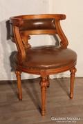 Antik karfás szék , íróasztalszék!