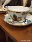 Ó herendi Viktória mintás teás csésze