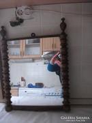 Antik tükör eladó!