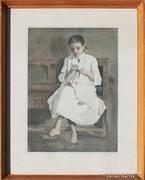 Vidovszky Béla: Varró lány