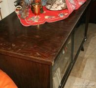 Art-decó retró íróasztal